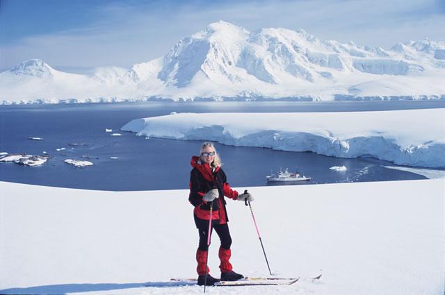 antarcticskier